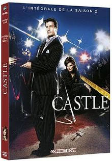 Castle, saison 2 [FR Import]