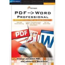 PDF Word Professional