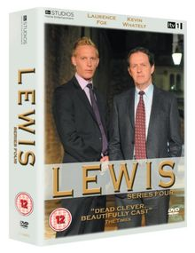 Lewis - Series Four [4 DVDs] [UK Import]