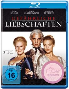 Gefährliche Liebschaften [Blu-ray]