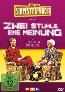 RTL Samstag Nacht - Zwei Stühle, eine Meinung