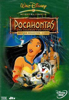 Pocahontas, une légende indienne - Édition 2007 Collector 2 DVD [FR Import]