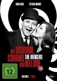 Mit Schirm, Charme und Melone - Edition 1/Teil 2
