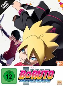 Boruto: Naruto Next Generations, Vol. 2 [3 DVDs]