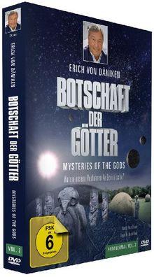Erich von Däniken: Botschaft der Götter - Waren unsere Vorfahren Außerirdische? (Paranormal Vol. 2)