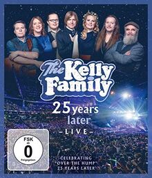 25 Years Later - Live [Blu-ray]