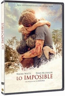 Lo Imposible [Spanien Import]
