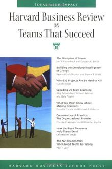 Harvard Business Review on Teams That Succeed