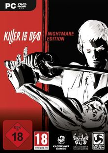 Killer is Dead: Nightmare Edition (100% Uncut) - [PC]