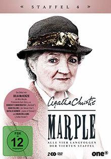 Agatha Christie: Marple - Staffel 4 [2 DVDs]