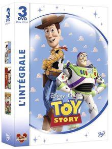 Coffret trilogie toy story [FR Import]