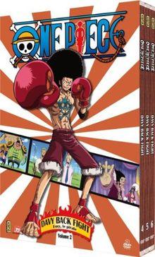 One pièce : davy back fight, vol. 2 [FR Import]