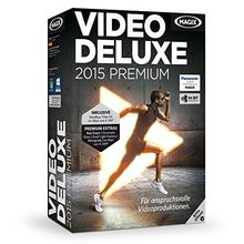 MAGIX Video deluxe 2015 Premium