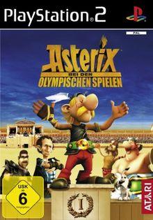 Asterix bei den Olympischen Spielen [Software Pyramide]