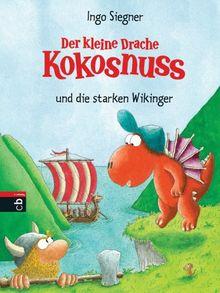 Der kleine Drache Kokosnuss und die starken Wikinger: Band 14