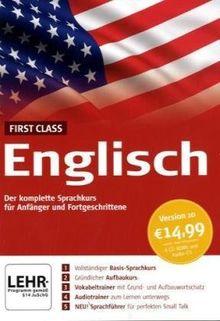 First Class Sprachkurs Englisch 10.0