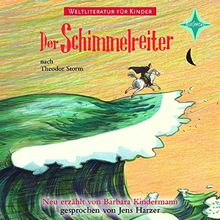 Der Schimmelreiter: Gelesen von Jens Harzer. 1 CD. Laufzeit 60 Min.