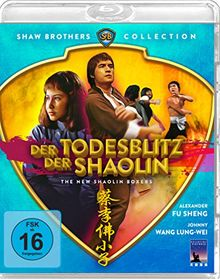 Der Todesblitz der Shaolin - Shaw Brothers Collection [Blu-ray]
