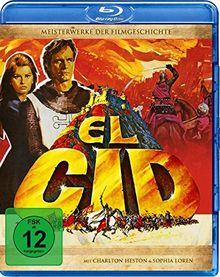 El Cid [Blu-ray]