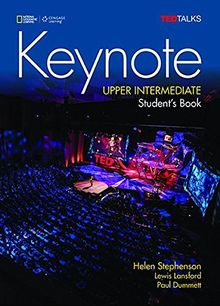 Keynote Upper Intermediate, Student's Book: B2 (inkl. DVD)