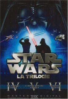 Star wars trilogy : un nouvel espoir ; l'empire contre-attaque ; le retour du jedi [FR IMPORT]