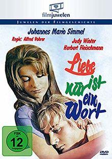 Liebe ist nur ein Wort - Johannes Mario Simmel (Filmjuwelen)