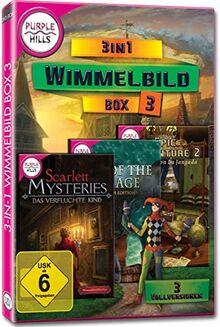 3-In-1 Wimmelbild Box 3 [