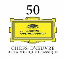 50 Chefs D'oeuvre De La Musiqu