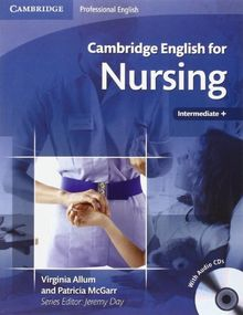 Cambridge English for Nursing Student's Book with Audio Cds (2) (Cambridge Professional English)