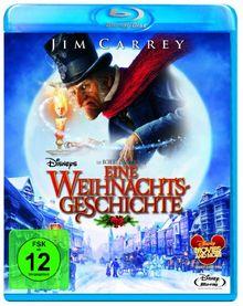 Disneys Eine Weihnachtsgeschichte [Blu-ray]