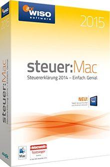 WISO steuer:Mac 2015 (für Steuerjahr 2014)