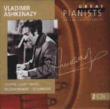 Die großen Pianisten des 20. Jahrhunderts - Vladimir Ashkenazy