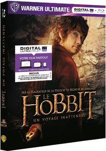 Le hobbit : un voyage inattendu [Blu-ray]