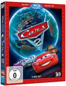 Cars 2 (+ Blu-ray 3D) [Blu-ray]