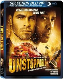 Unstoppable [Blu-ray] [FR Import]