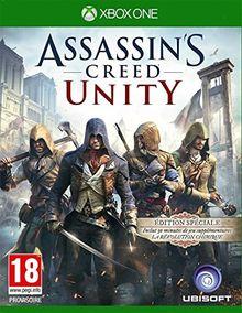 Assassin's Creed Unity - [Xbox One] [Französisch Import] (Spiel in Deutsch)