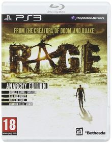 Rage Anarchy Edition /PS3