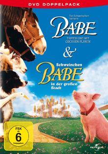 Ein Schweinchen namens Babe & Schweinchen Babe in der großen Stadt [2 DVDs]