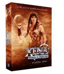 Xena: Warrior Princess. Staffel 2 (6 DVDs)