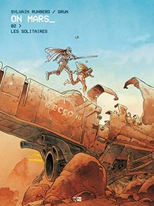 On Mars - tome 2 Les solitaires (2)