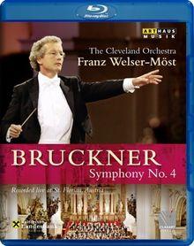 Bruckner: Symphonie Nr. 4 (Live aus St. Florian) [Blu-ray]