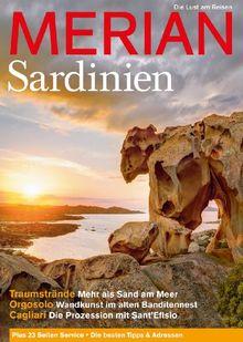 Merian Nr. 8/2012: Sardinien