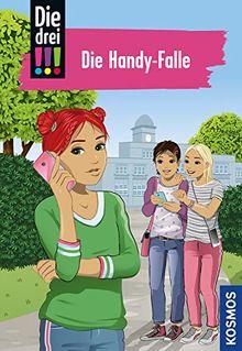 Die drei !!!, 1, Die Handy-Falle