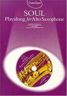 Soul. Altsaxophon