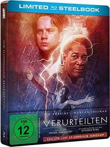 Die Verurteilten - Limited Steelbook - Edition zum 25-jährigen Jubiläum [Blu-ray]