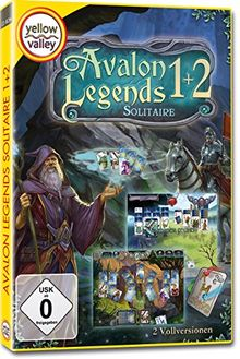 Avalon Legends Solitaire 1 und 2 Standard [Windows 10/8/7]