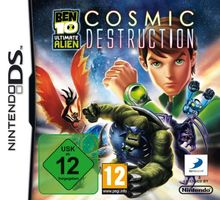 Ben 10 Ultimate Alien: Cosmic Destruction