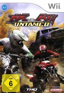 MX vs. ATV Untamed [Software Pyramide]