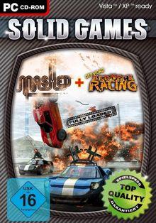 Solid Games - Mashed + Redneck Racing