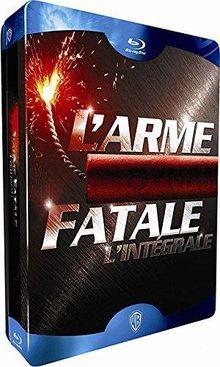 Coffret intégrale l'arme fatale [Blu-ray]